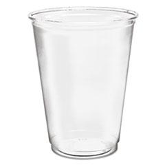 Dart® Ultra Clear Cups,  12 oz, PET, 50/Bag, 20 Bags/Carton