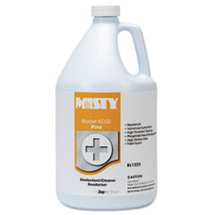 Misty® BIODET ND-32, Pine, 1gal Bottle, 4/Carton AMR1038809