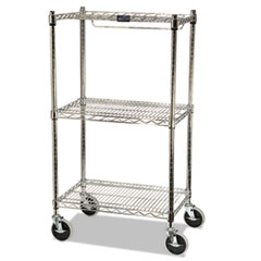Rubbermaid® Commercial ProSave™ Shelf Ingredient Bin Cart Thumbnail