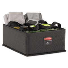 Rubbermaid® Commercial Executive Quick Cart Caddy Thumbnail