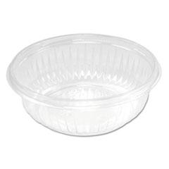 Dart® PresentaBowls Clear Bowls, Plastic, 12 oz, 63/Bag, 504/Carton
