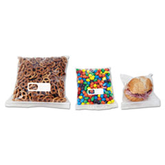 Boardwalk® Reclosable Food Storage Bags, Sandwich Bags, 1.15 mil, 7 x 8, 500/Box BWKSANDWICHBAG
