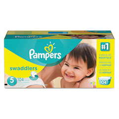 Pampers® Swaddlers Diapers Thumbnail