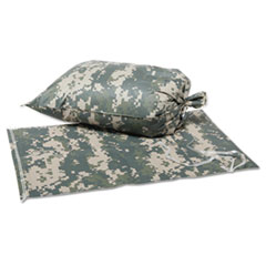 AbilityOne® SKILCRAFT® Digital Camouflage Sand Bag Thumbnail