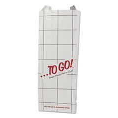Bagcraft ToGo! Foil Insulator Deli & Sandwich Bags