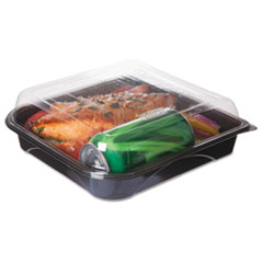 """Eco-Products® 100% Recycled Content 9"""" Premium Take Out Containers, 42 oz, 50/Pack, 3 Packs/Carton"""