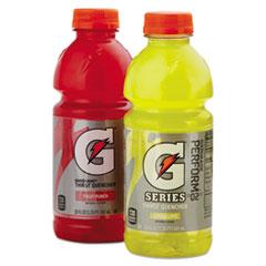 Gatorade® G-Series Perform 02 Thirst Quencher Fruit Punch, 20 oz Bottle, 24/Carton
