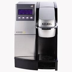 Keurig® K3000SE Commercial Brewer Thumbnail