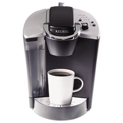 Keurig® K140 Commercial Brewer, 18 x 11.4, Black/Silver