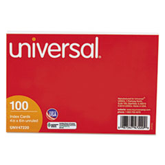 Universal® Recycled Index Strong 2 Pt. Stock Cards Thumbnail