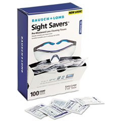 Bausch & Lomb Sight Savers® Premoistened Lens Cleaning Tissues Thumbnail