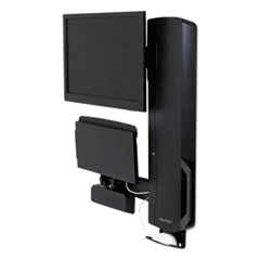 Ergotron® StyleView® Sit-Stand Vertical Lift