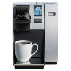 "Keurig® K150 Brewing System, Silver/Black, 10.4""W x 14""D x 13.9""H"