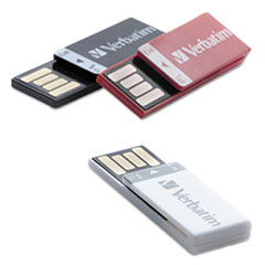 Verbatim® Clip-it USB Flash Drive Thumbnail