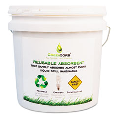 GreenSorb™ Eco-Friendly Sorbent, 10 lb Bucket