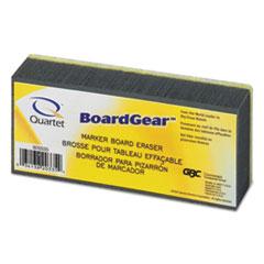 Quartet® BoardGear Dry Erase Board Eraser, Foam, 5w x 2 3/4d x 1 3/8h