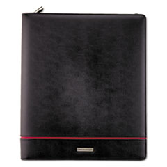 Deco Refillable Planner, 8 1/2 x 11, Black