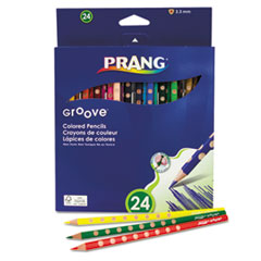 Prang® Groove® Colored Pencils Thumbnail