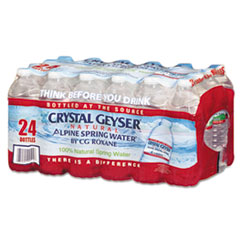 Crystal Geyser® Natural Alpine Spring Water Thumbnail