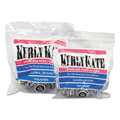 Kurly Kate® Stainless Steel Scrubbers