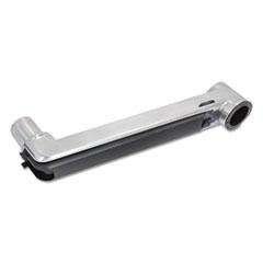 "Ergotron® LX Sit-Stand Extension, 11 3/4"" Reach, Polished Aluminum"