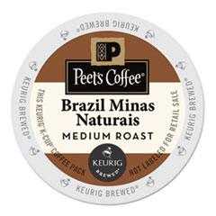 Peet's Coffee & Tea® Brazil Minas Naturais K-Cups, 22/Box