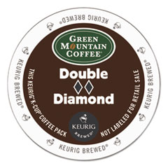 Green Mountain Coffee® Double Black Diamond™ Extra Bold Coffee K-Cups® Thumbnail