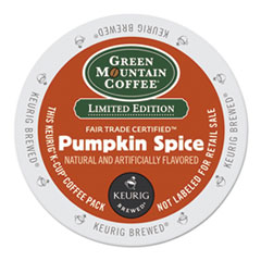 Green Mountain Coffee® Fair Trade Certified™ Pumpkin Spice Coffee K-Cups® Thumbnail