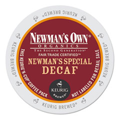 Newman's Own® Organics Special Decaf Coffee K-Cups® Thumbnail