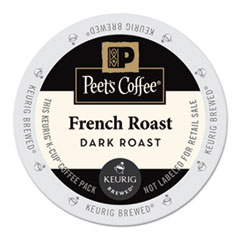 Peet's Coffee & Tea® French Roast Coffee K-Cups, 22/Box