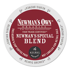 Newman's Own® Organics Special Blend Extra Bold Coffee K-Cups® Thumbnail