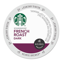 Starbucks® French Roast K-Cups® Thumbnail