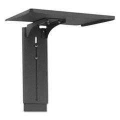 Ergotron® Mobile MediaCenter Camera Shelf Kit, 13w x 7.63d x 18h, Black