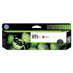 HP HP 971XL, (CN627AM) High Yield Magenta Original Ink Cartridge HEWCN627AM