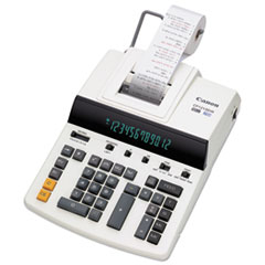 Canon® CP1213DIII 12-Digit Heavy-Duty Commercial Desktop Printing Calculator