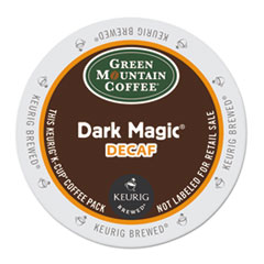 Green Mountain Coffee® Dark Magic® Extra Bold Decaf Coffee K-Cups® Thumbnail