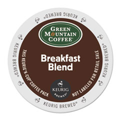 Green Mountain Coffee® Breakfast Blend Coffee K-Cups® Thumbnail