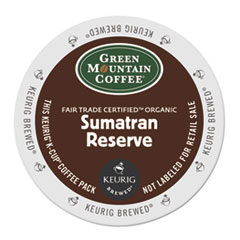 Green Mountain Coffee® Sumatran Reserve Extra Bold Coffee K-Cups® Thumbnail