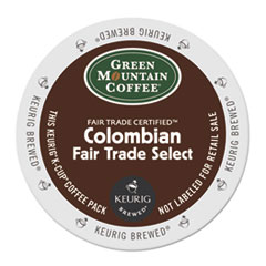 Green Mountain Coffee® Colombian Fair Trade Select Coffee K-Cups® Thumbnail