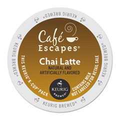 Café Escapes® Chai Latte K-Cups® Thumbnail