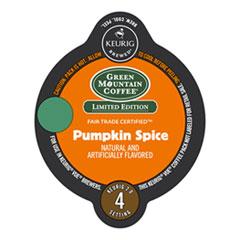 Green Mountain Coffee® Pumpkin Spice Coffee Vue Pack, 16/Box