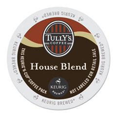 Tully's Coffee® House Blend Coffee K-Cups® Thumbnail