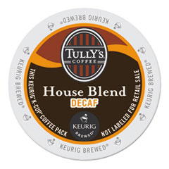 Tully's Coffee® House Blend Decaf Coffee K-Cups® Thumbnail