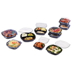 Mullinix Breakaway Hinged Polypropylene Food Containers Thumbnail