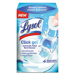 LYSOL® Brand Click Gel™ Automatic Toilet Bowl Cleaner Thumbnail