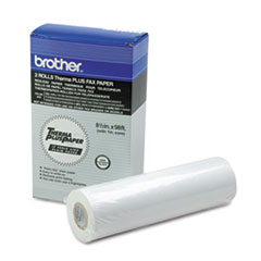 Brother 98' ThermaPlus Fax Paper Roll Thumbnail