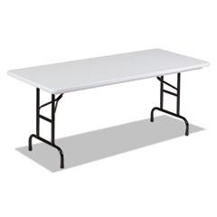 Alera® Blow Molded Resin Top Folding Table Thumbnail