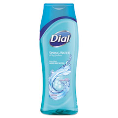 Dial® Spring Water Body Wash, 11.75 oz, 6/Carton