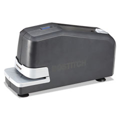 BOS02210 - Impulse 25 Electric Stapler, 25-Sheet Capacity, Black