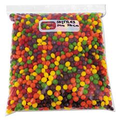 """Boardwalk® Reclosable Food Storage Bags, 1 qt, 1.75 mil, 7"""" x 8"""", Clear, 500/Box"""